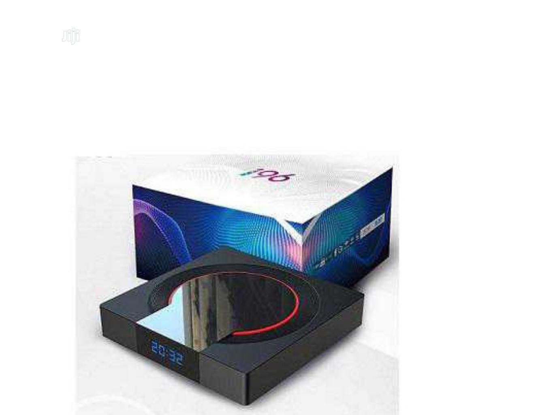 I96 Pro Android TV Box - 4k / Quad-Core 4GB / 32GB | TV & DVD Equipment for sale in Ikeja, Lagos State, Nigeria