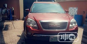 GMC Acadia 2008 SLT-2 FWD Red | Cars for sale in Oyo State, Ibadan