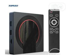 I96 Pro Android TV Box - 4k / Quad-Core 4GB / 32GB | TV & DVD Equipment for sale in Lagos State, Ikeja