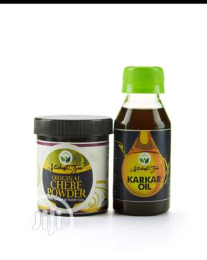 Chebe Powder and Karkar Oil   Hair Beauty for sale in Lagos State, Isolo