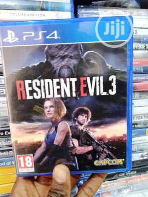 Resident Evil 3 Cd for Ps4 | Video Games for sale in Abuja (FCT) State, Kubwa
