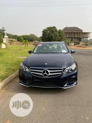 Mercedes-Benz E350 2014 Blue | Cars for sale in Abuja (FCT) State, Central Business Dis