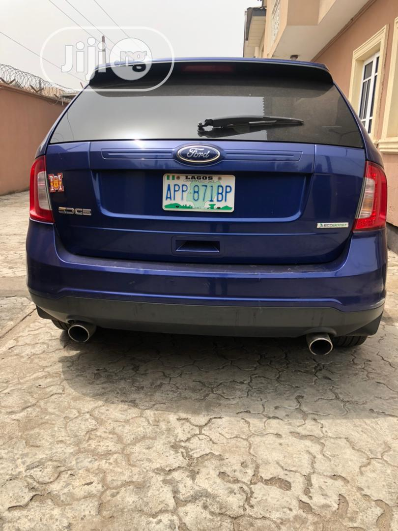 Ford Edge 2013 Blue | Cars for sale in Magodo, Lagos State, Nigeria