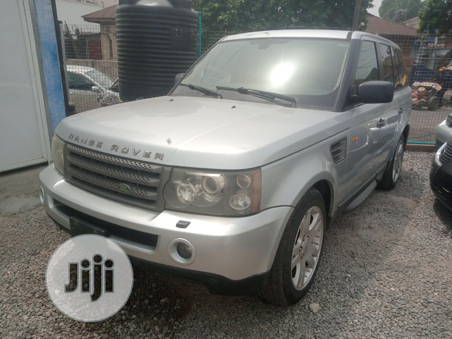 Land Rover Range Rover 2005 Silver | Cars for sale in Yaba, Lagos State, Nigeria