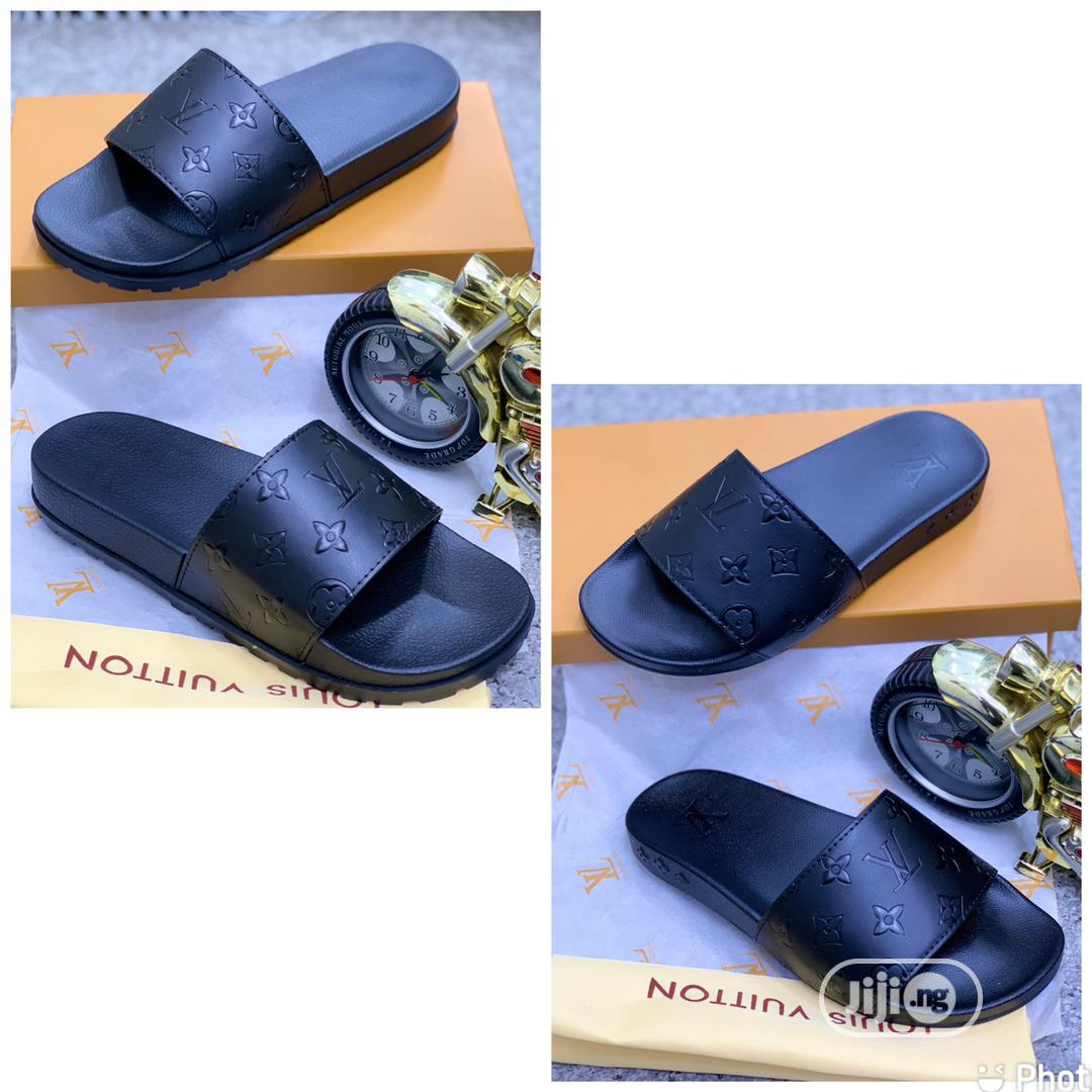 Louis Vuitton Slippers | Shoes for sale in Lagos Island (Eko), Lagos State, Nigeria