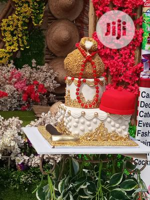 Traditional Wedding Cake   Wedding Venues & Services for sale in Imo State, Owerri