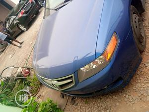 Acura TSX 2007 Automatic Blue | Cars for sale in Oyo State, Ibadan