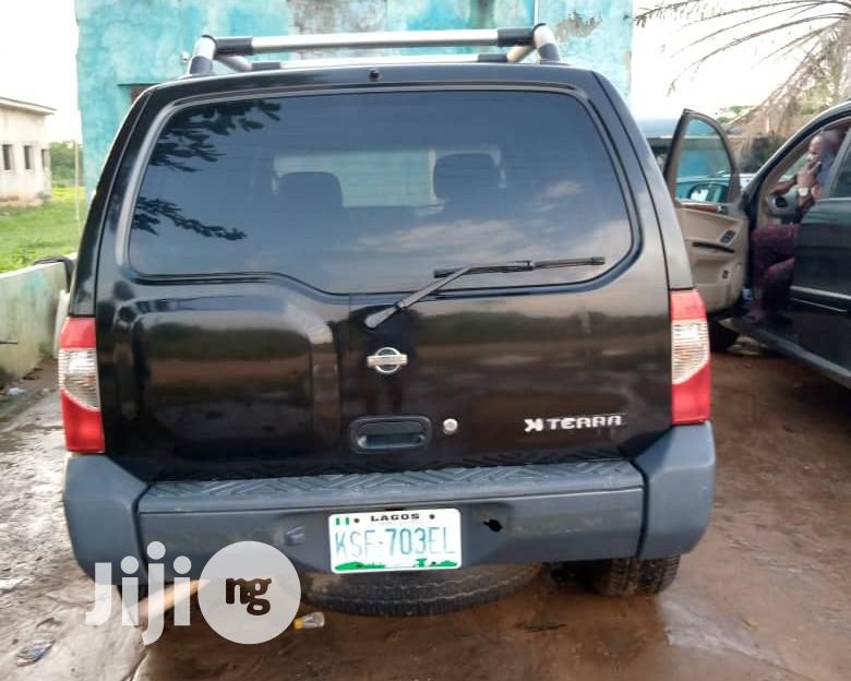 Nissan Xterra 2000 Automatic Black | Cars for sale in Ikorodu, Lagos State, Nigeria