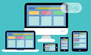 Design Your Responsive Website (Blog,Company, E-Commerce ETC | Computer & IT Services for sale in Lagos State, Ikeja