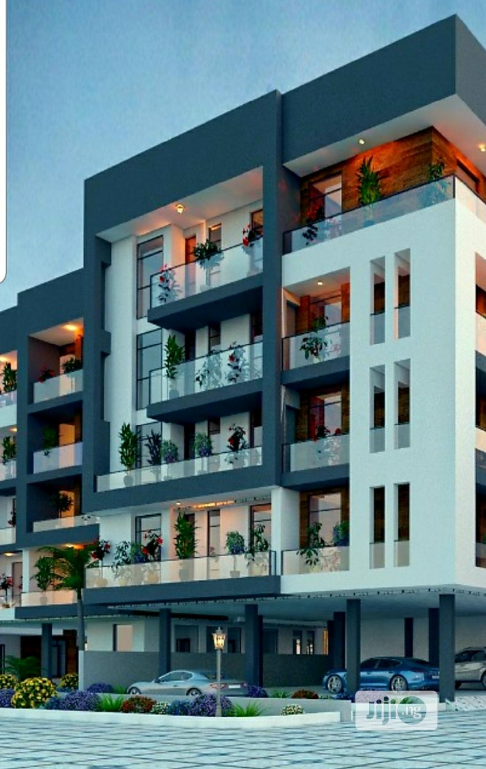 Exquisite Luxury 3bedroom Apartment With BQ Penthouse