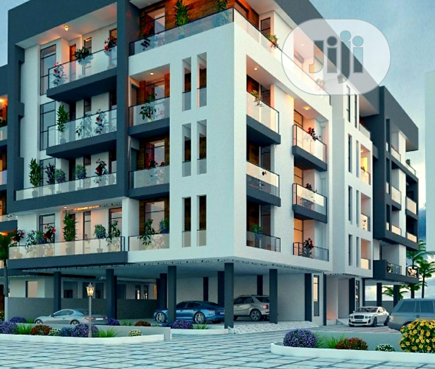 Exquisite Luxury 3bedroom Apartment With BQ Penthouse | Houses & Apartments For Sale for sale in Ikate, Lekki, Nigeria