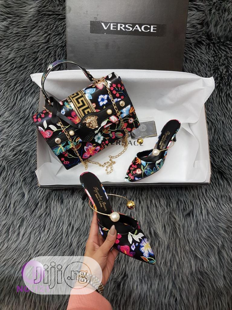 Versace Luxury Bag