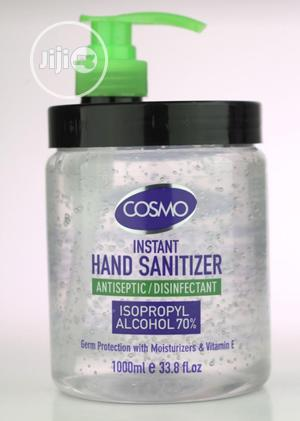 Imported 70% Isopropyl Hand Sanitizer.1000ml.   Safetywear & Equipment for sale in Lagos State, Lekki