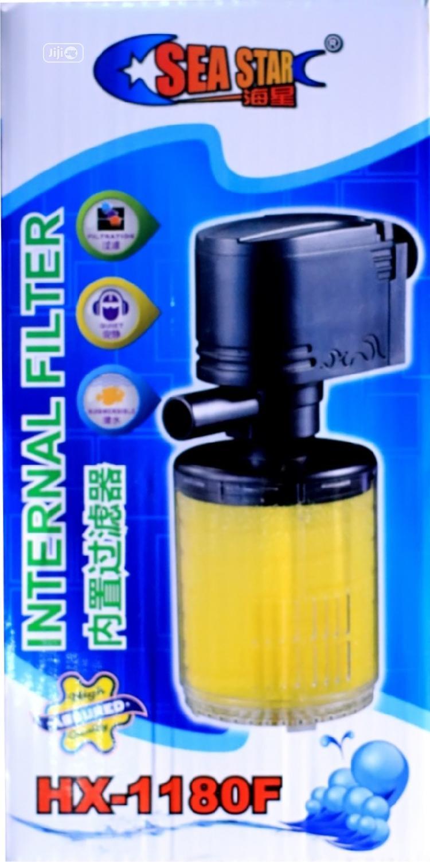 Aquarium Tank Internal Filter