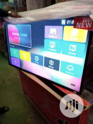 55 Inches LG Smart Android Tv | TV & DVD Equipment for sale in Lagos State, Ojo