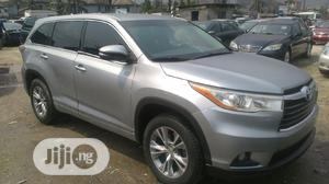 Toyota Highlander 2015 Silver | Cars for sale in Rivers State, Port-Harcourt