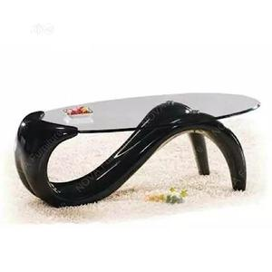 Pike Modern Glass Centre Table | Furniture for sale in Lagos State, Agbara-Igbesan
