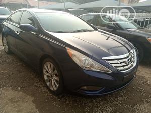 Hyundai Sonata 2013 Blue   Cars for sale in Abuja (FCT) State, Garki 2