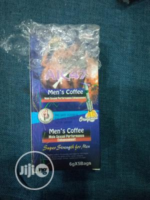 Ak 47 Mens Delay Coffee   Sexual Wellness for sale in Lagos State, Surulere