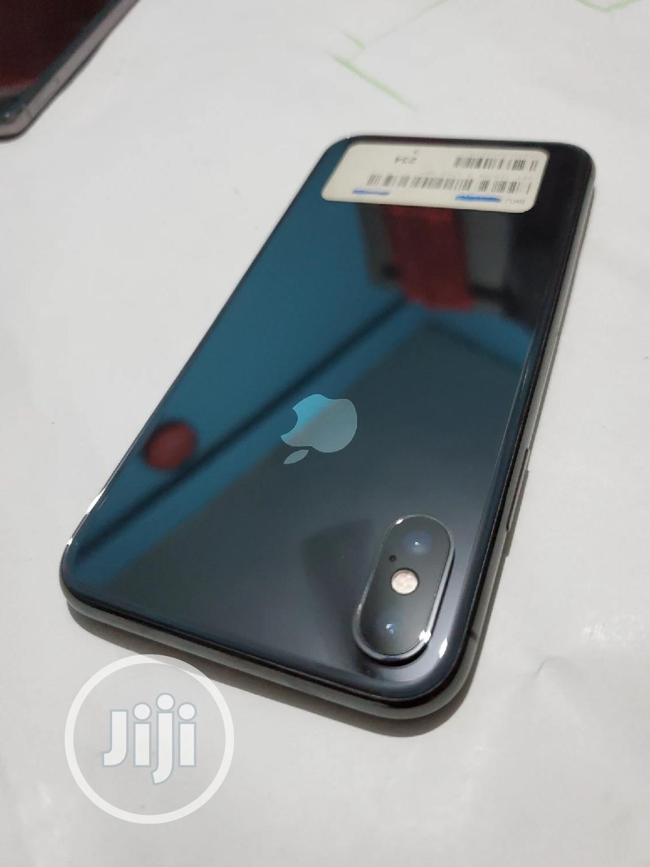 Apple iPhone X 256 GB Gray | Mobile Phones for sale in Ikeja, Lagos State, Nigeria