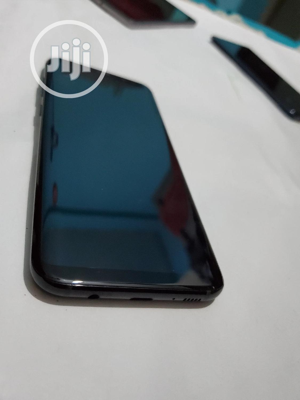 Samsung Galaxy S8 Plus 64 GB Black   Mobile Phones for sale in Ikeja, Lagos State, Nigeria