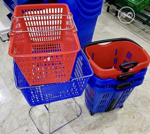 Supermarket Trolley Basket | Store Equipment for sale in Lagos State, Ojo
