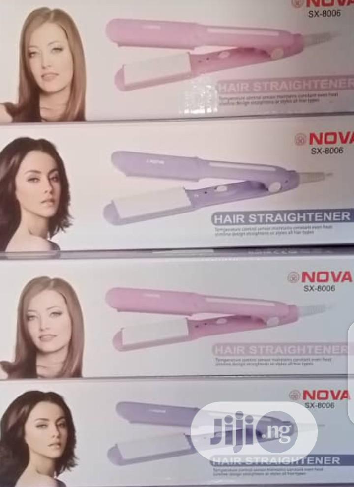 Hair Straightener | Tools & Accessories for sale in Ikoyi, Lagos State, Nigeria