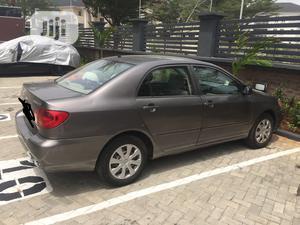 Toyota Corolla 2004 Sedan Automatic Gray | Cars for sale in Lagos State, Lekki