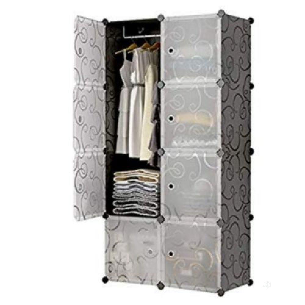 Archive: 2 Column Plastic Wardrobe - Universal 13 Apr