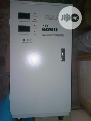 Indurstal Stabliser 30kva Single Phase   Electrical Equipment for sale in Lagos State, Ojo