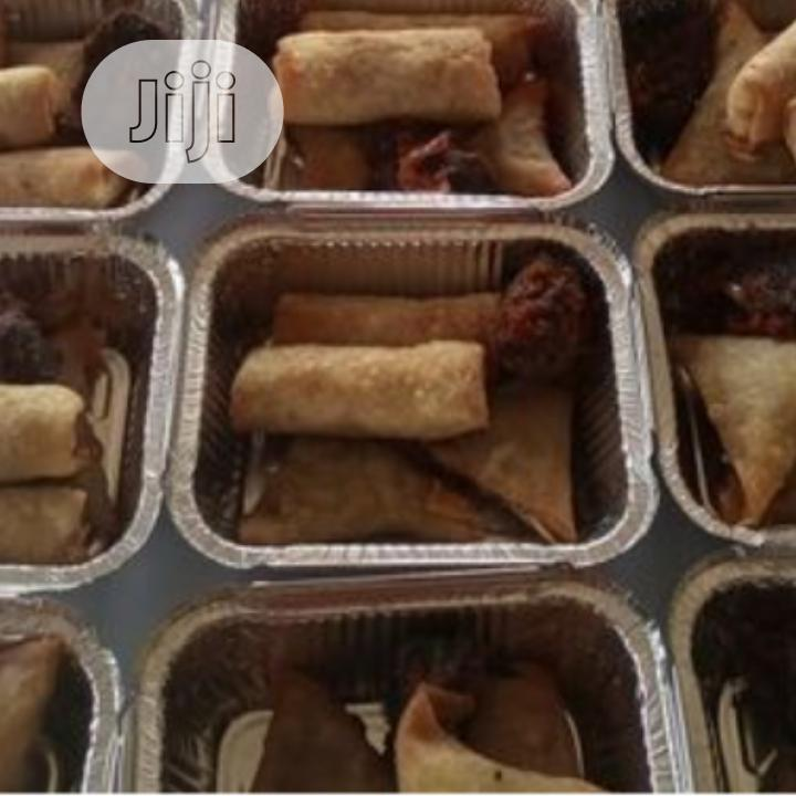 The Perfect Pack of Freshly Made Small Chops