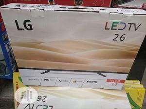 LG 26 Inches Television Led | TV & DVD Equipment for sale in Lagos State, Ajah