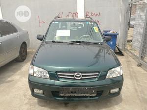 Mazda Demio 2000 Green   Cars for sale in Lagos State, Yaba