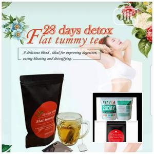 Fit Tea 28days Slimming Tea | Vitamins & Supplements for sale in Lagos State, Lagos Island (Eko)