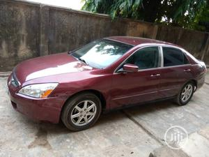 Honda Accord 2004 Red | Cars for sale in Lagos State, Ikeja