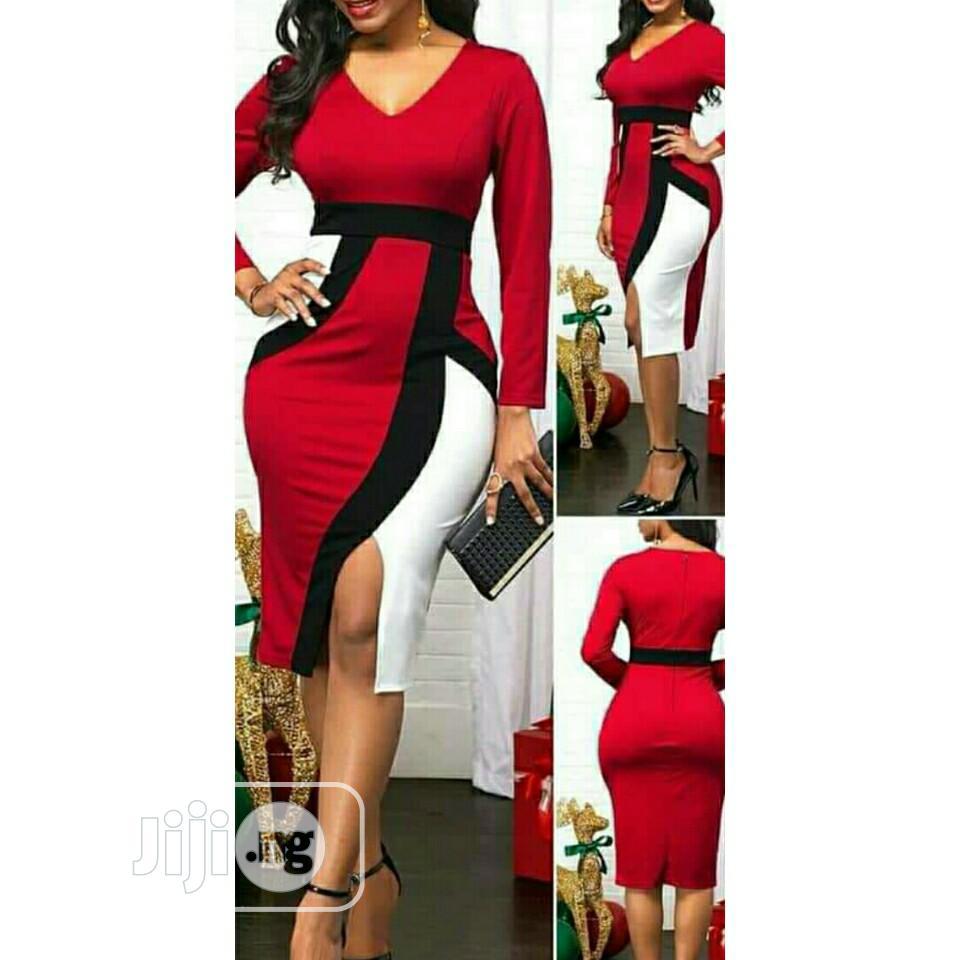 Ladies Classic Gown