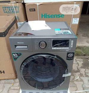 Hisense Washing and Drying 10kg   Home Appliances for sale in Lagos State, Ikeja