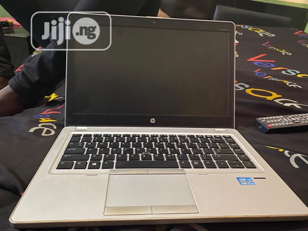 Archive: Laptop HP EliteBook Folio 9470M 8GB Intel Core I7 SSD 128GB