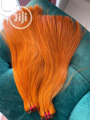 Super Double Drawn Blonde Bone Straight | Hair Beauty for sale in Lagos State, Ikeja