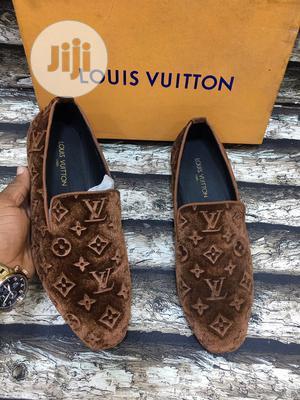 Louis Vuitton Suede Men Shoe | Shoes for sale in Lagos State, Lagos Island (Eko)