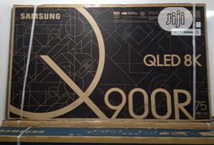 Samsung Q900r QLED 75 Inch With 8k | TV & DVD Equipment for sale in Lagos State, Ajah