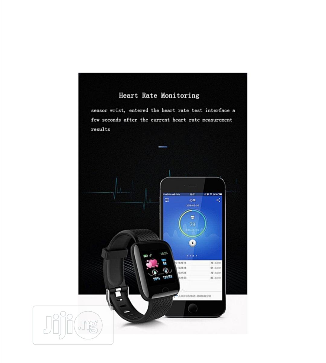 Health And Fitness Smart Watch | Smart Watches & Trackers for sale in Ajah, Lagos State, Nigeria