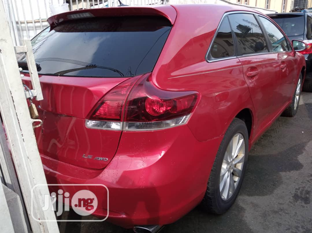 Toyota Venza 2013 LE AWD Red