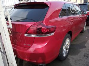 Toyota Venza 2013 LE AWD Red | Cars for sale in Lagos State, Ikeja