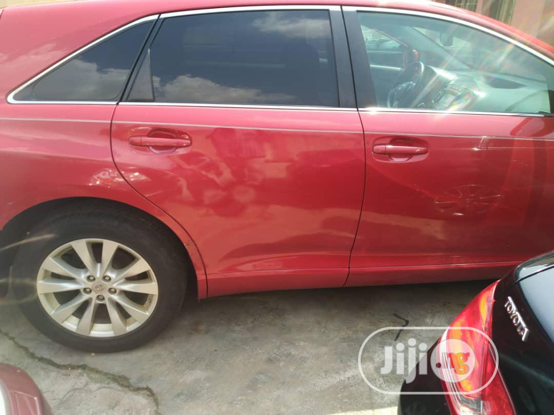 Toyota Venza 2013 LE AWD Red | Cars for sale in Ikeja, Lagos State, Nigeria