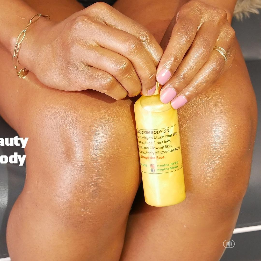 Glass Skin Body Oil