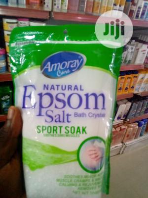 Amoray Natural Epson Salt Bath Cry Sport Soak | Bath & Body for sale in Lagos State, Amuwo-Odofin