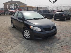 Toyota Corolla 2010 Black | Cars for sale in Lagos State, Lekki