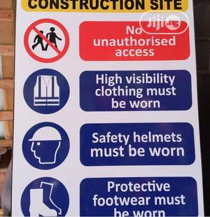 Safty Signs | Safetywear & Equipment for sale in Lagos State, Surulere