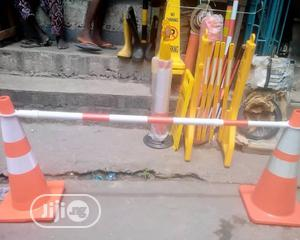 Barriers Pole | Safetywear & Equipment for sale in Lagos State, Surulere